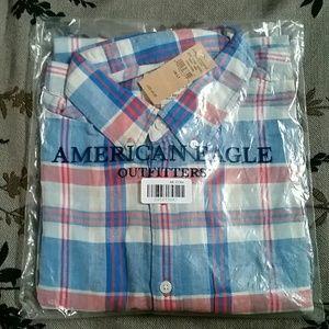 Amer. Eagle Dress Shirt
